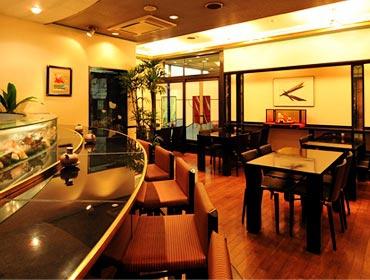 ร้านซูชิเคียวโนะ (Sushi Restaurant