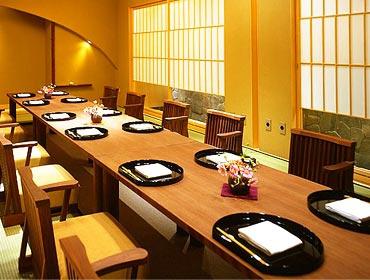 ไพรเวทไดนิ่ง ชิโอะโคะจิ ระคุสุอิ (Private Dining Shiokoji Rakusui)