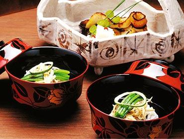 <small>Private Dining</small> <b>Shiokoji Rakusui</b>