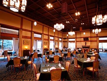Mikasa Main Dining Room
