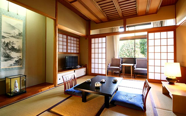 Japanese Style Rooms