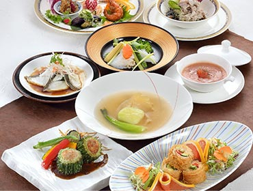 Chungking Chinese  Szechwan Restaurante Jukei-Hanten