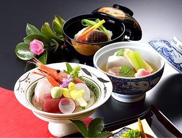 日本料理 吉备膳
