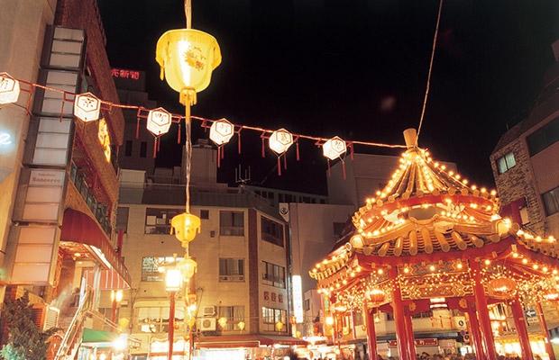 Nankinmachi  ( Kobe Chinatown )
