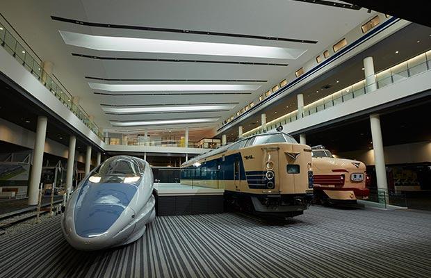 พิพิธภัณฑ์รถไฟเกียวโต (Kyoto Railway Museum)