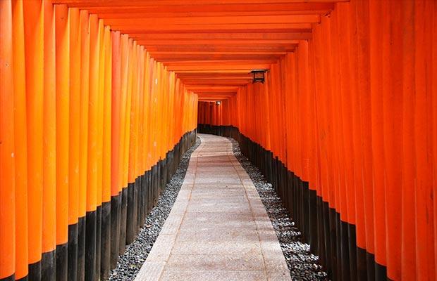 ศาลเจ้าฟุชิมิอินะริ (Fushimi Inari Taisha)