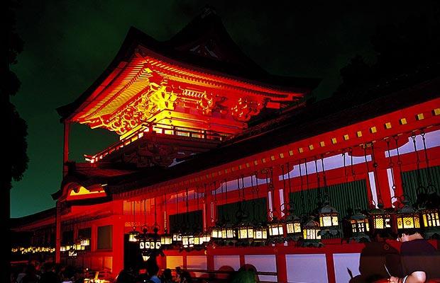 ศาลเจ้าคะสุกะ (Kasuga Grand Shrine)