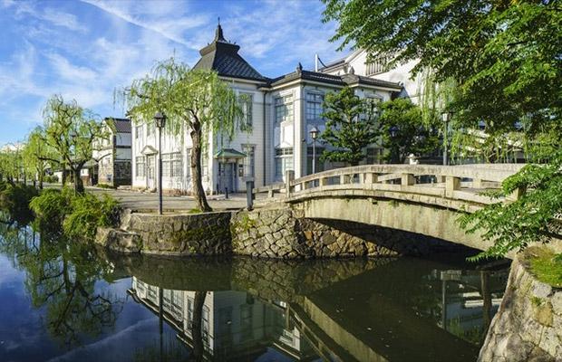 ย่านประวััติศาสตร์คุระชิคิ (Kurashiki Bikan historical quarter)