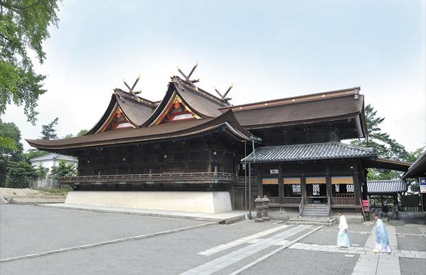 ศาลเจ้าคิบิทสึ (Kibitsu Shrine)