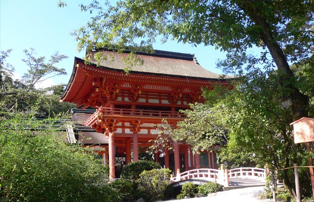 上贺茂神社(贺茂别雷神社)